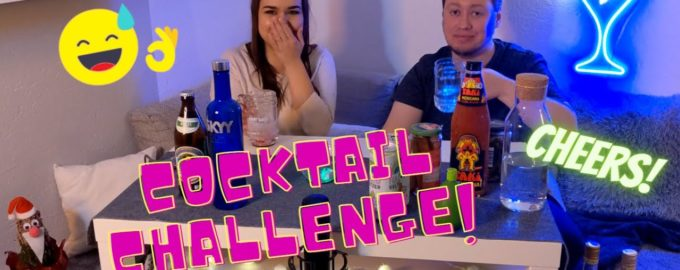 КОКТЕЙЛЬ ЧЕЛЛЕНДЖ ! COCKTAIL CHALLENGE !